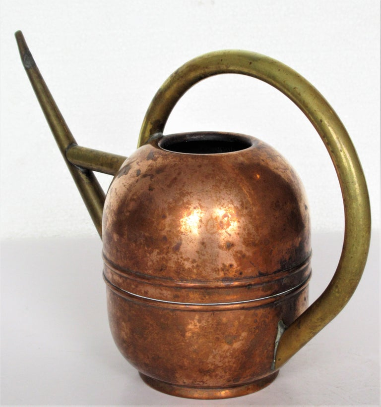 1930s American Art Deco Watering Can For Sale 1