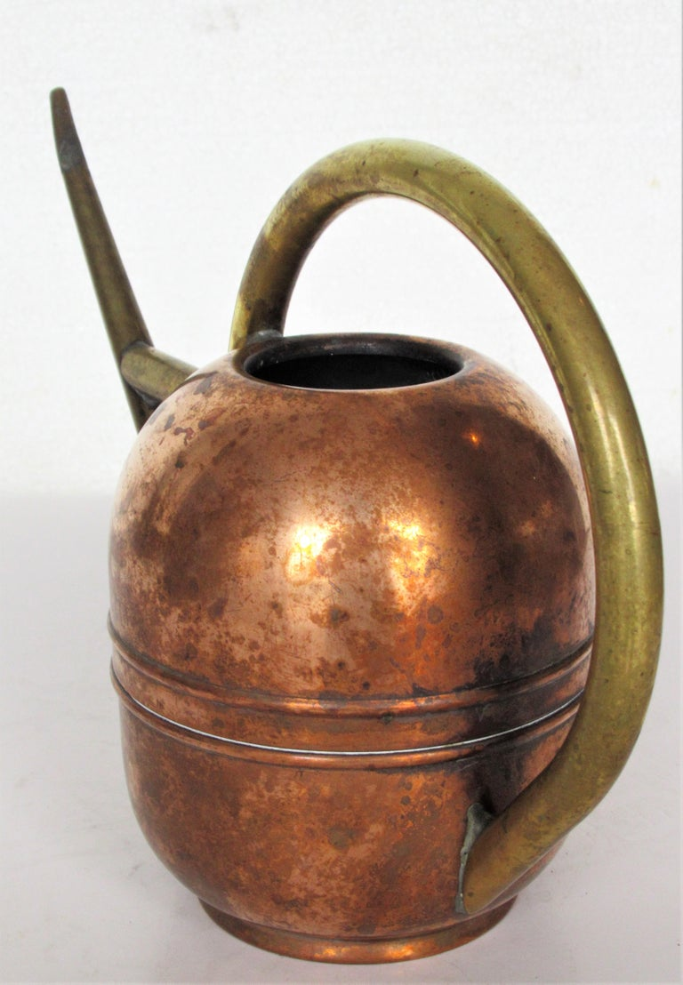 1930s American Art Deco Watering Can For Sale 3