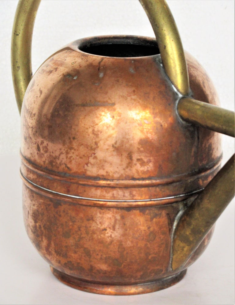 1930s American Art Deco Watering Can For Sale 4