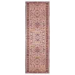 1930s Antique Persian Hamadan Rug
