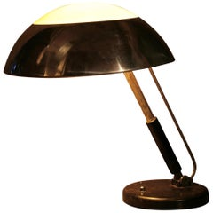 1930s Art Deco Desk Lamp Designed by Karl Trabert