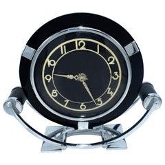 1930s Art Deco Modernist Smiths Clock