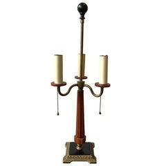 1930s Bakelite Lamp