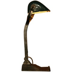 1930s Bauhaus Style HORAX Table Lamp