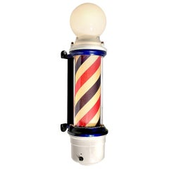 1930s Beardsley Barber Pole