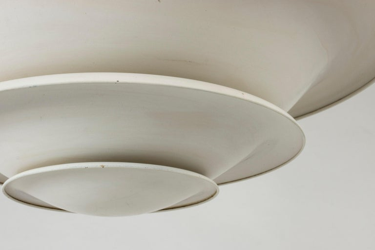 1930s Ceiling Light from Bröderna Malmström In Good Condition For Sale In Stockholm, SE