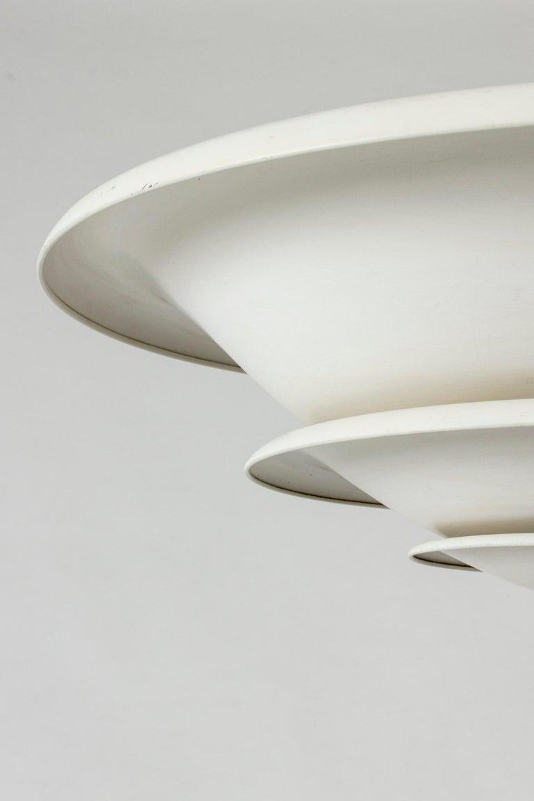 Mid-20th Century 1930s Ceiling Light from Bröderna Malmström For Sale