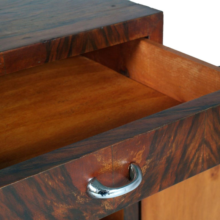 1930s Chest of Drawers, Commode, Credenza Art Deco by Guglielmo Urlich for Ar.Ca For Sale 5