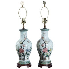 1930s Chinese Lamps