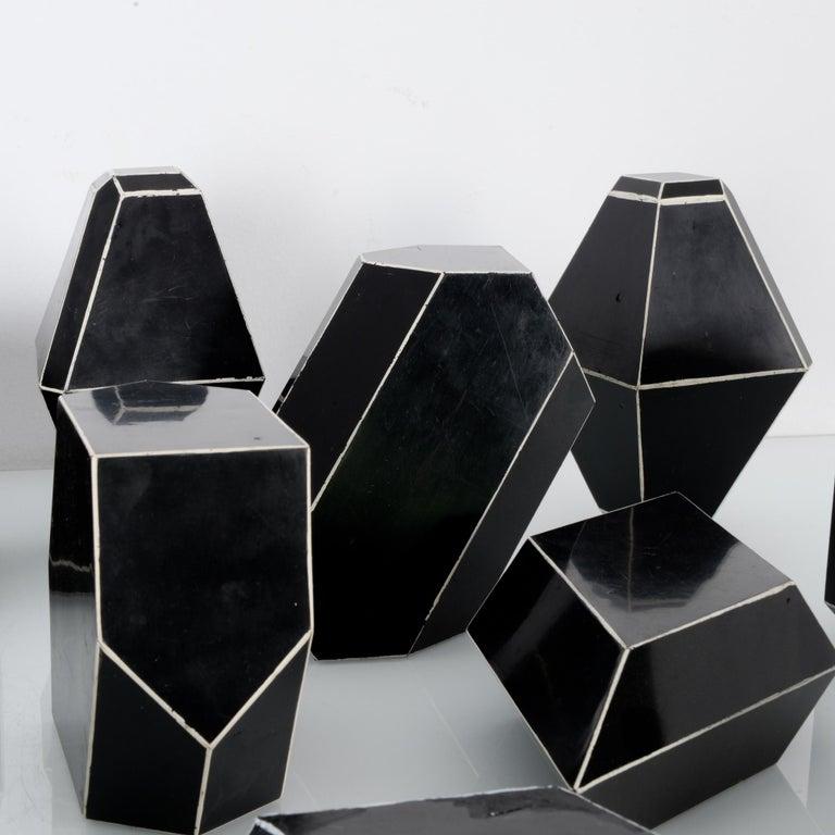 1930s Czech Bakelite Science Classroom Crystal Models For Sale 1
