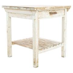 1930s Czech Wooden Table