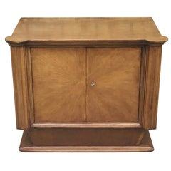 1930's Deco Storage Cabinet/1930's Sideboard