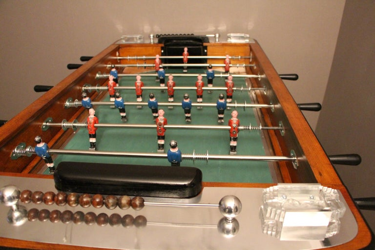 1930s French Cafe's Foosball Table 5