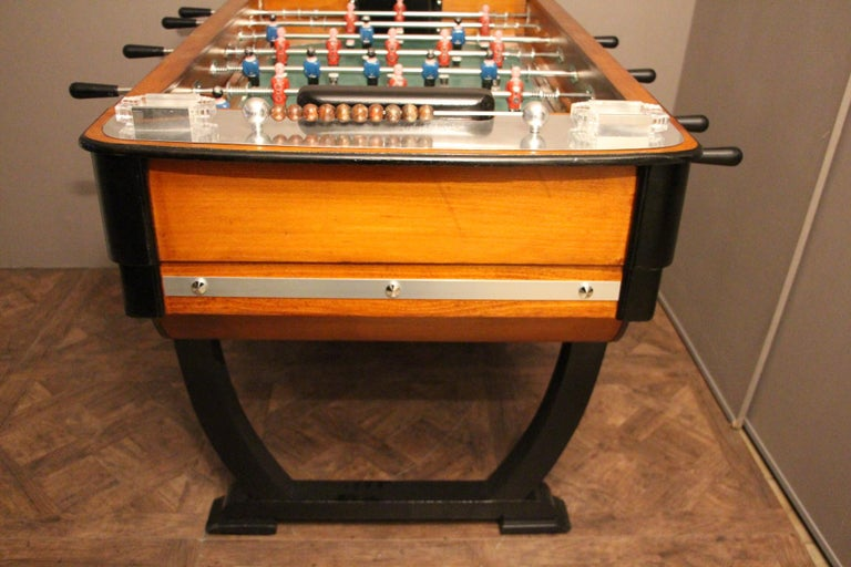 1930s French Cafe's Foosball Table 6