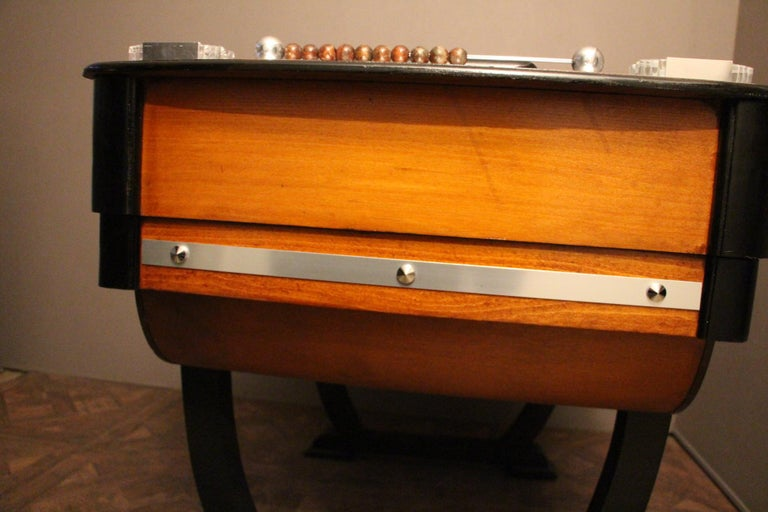 1930s French Cafe's Foosball Table 9