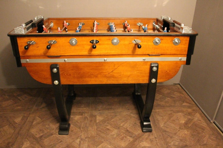 1930s French Cafe's Foosball Table 10