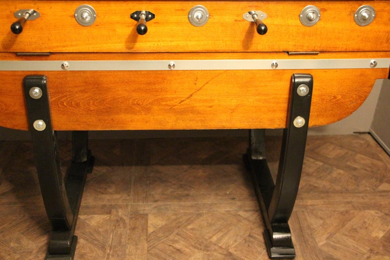 1930s French Cafe's Foosball Table 11