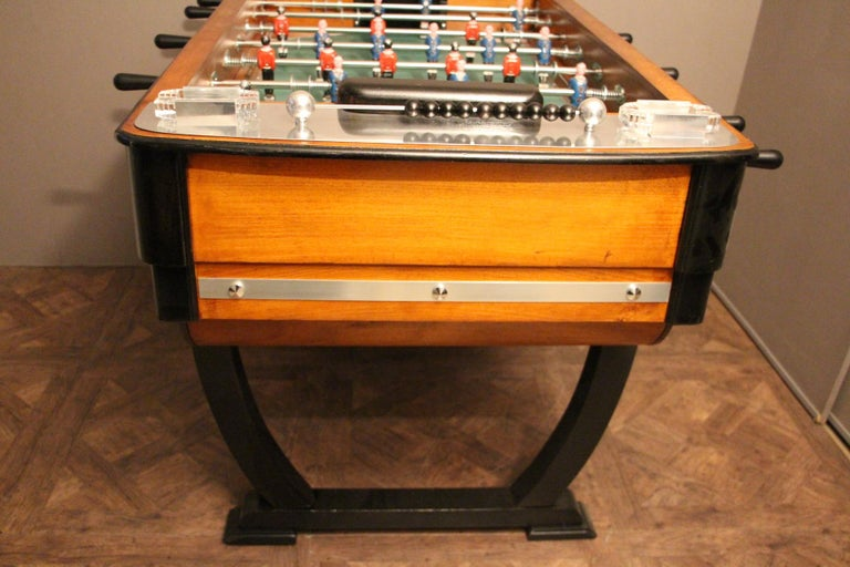 1930s French Cafe's Foosball Table 13