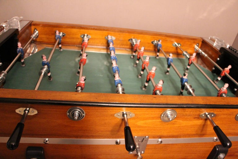 1930s French Cafe's Foosball Table 1
