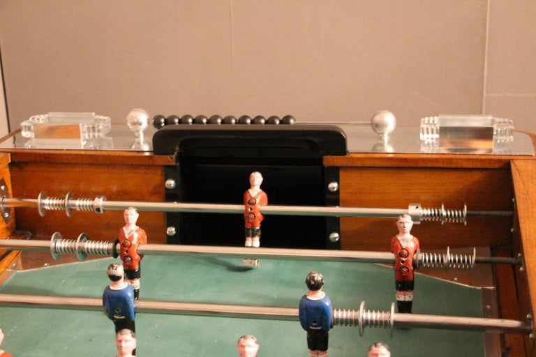 1930s French Cafe's Foosball Table 2