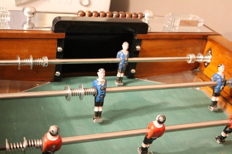 1930s French Cafe's Foosball Table 3
