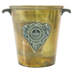 1930s French Champagne Bucket
