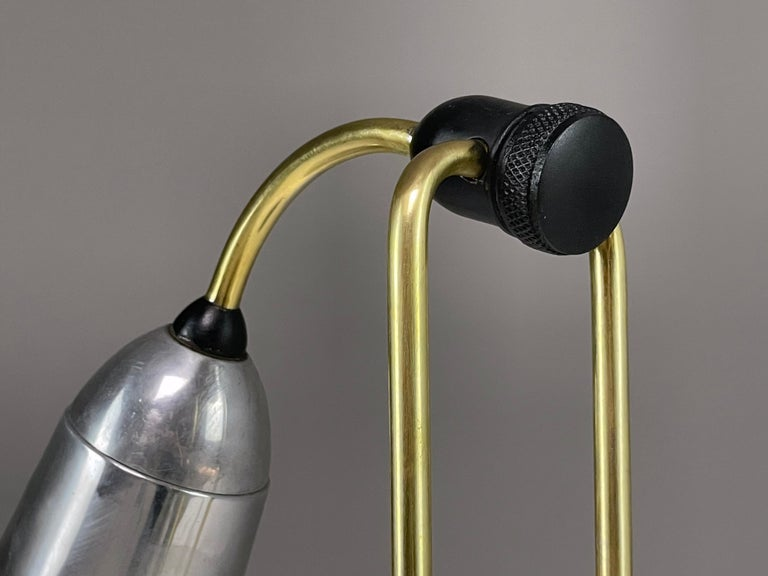 1930's French Industrial Desk Lamp For Sale 5