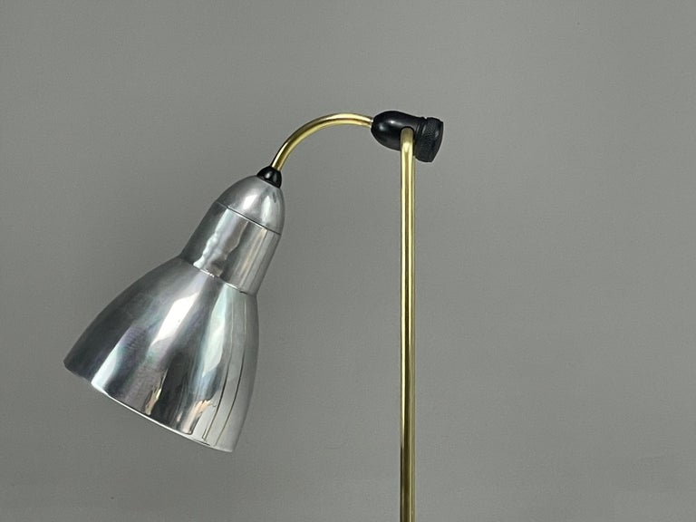 1930's French Industrial Desk Lamp For Sale 6
