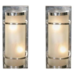 1930s French Wall Lights