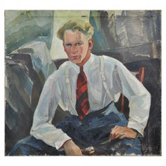 1930s Gentleman's Portrait