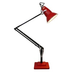 1930s Herbert Terry & Sons Anglepoise Desk Lamp Designed by George Carwardine