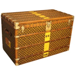 1930s High Louis Vuitton Trunk, Malle Louis Vuitton