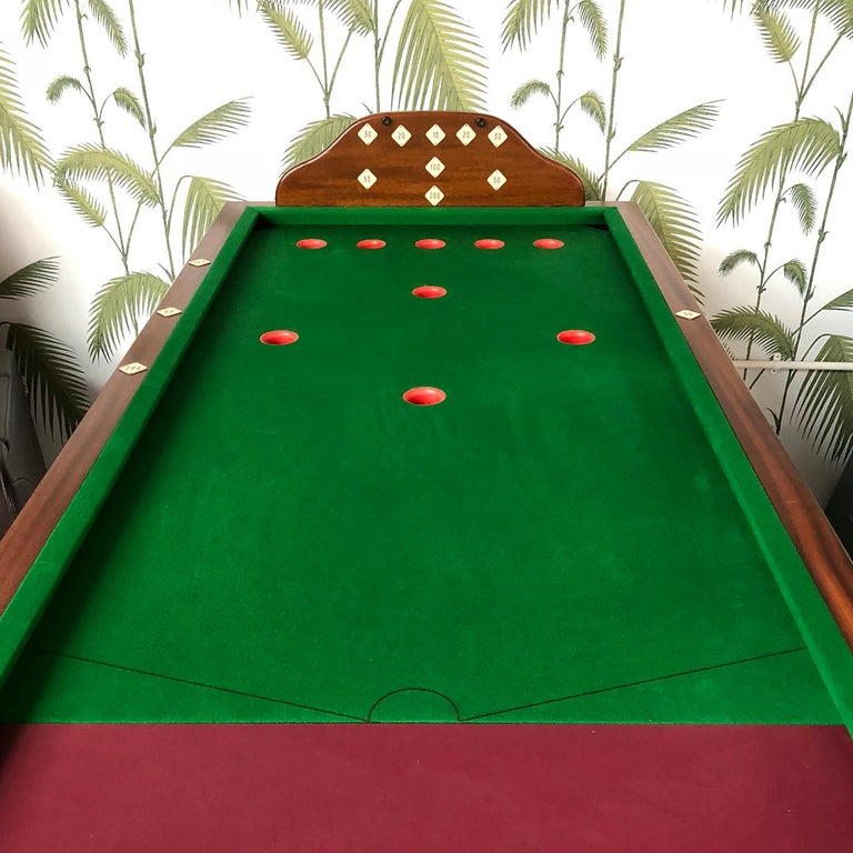 1930s Jelkes Bar Billiards Table For Sale 8