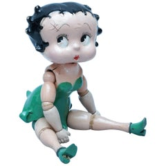 1930s Jointed Betty Boop Fleischer Doll