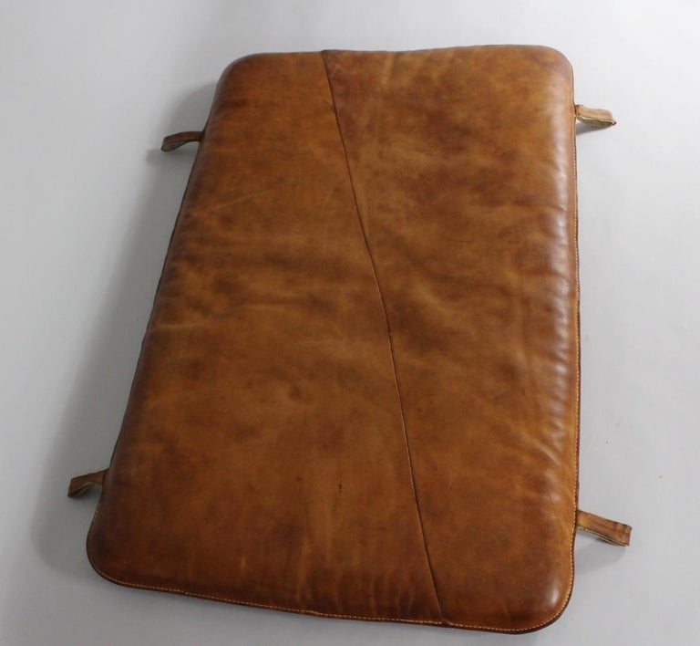 1930s Leather Gym Mat 1