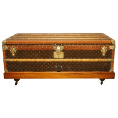 1930s Louis Vuitton Trunk