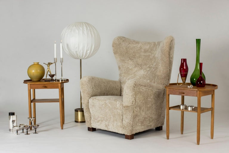 1930s Lounge Chair from Fritz Hansen For Sale 4