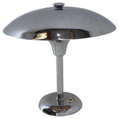 1930s Max Schumacher Art Deco Table Lamp