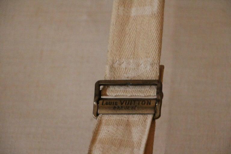 1930s Monogram Louis Vuitton Trunk For Sale 12