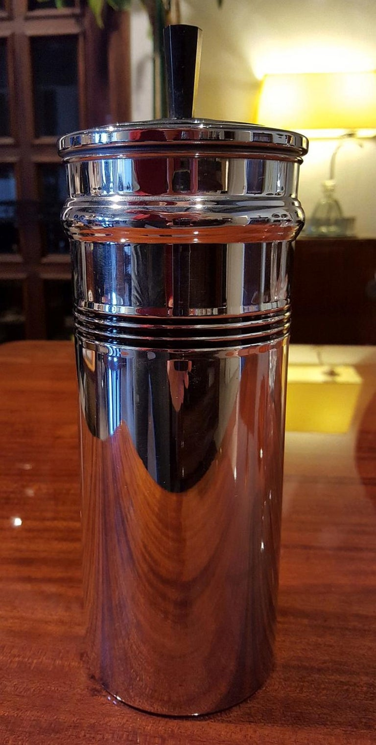 Mid-20th Century 1930s Royal Rochester Cocktail Shaker For Sale