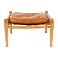 1930s Scandinavian Safari Stool by Kaare Klint for Rud Rasmussen