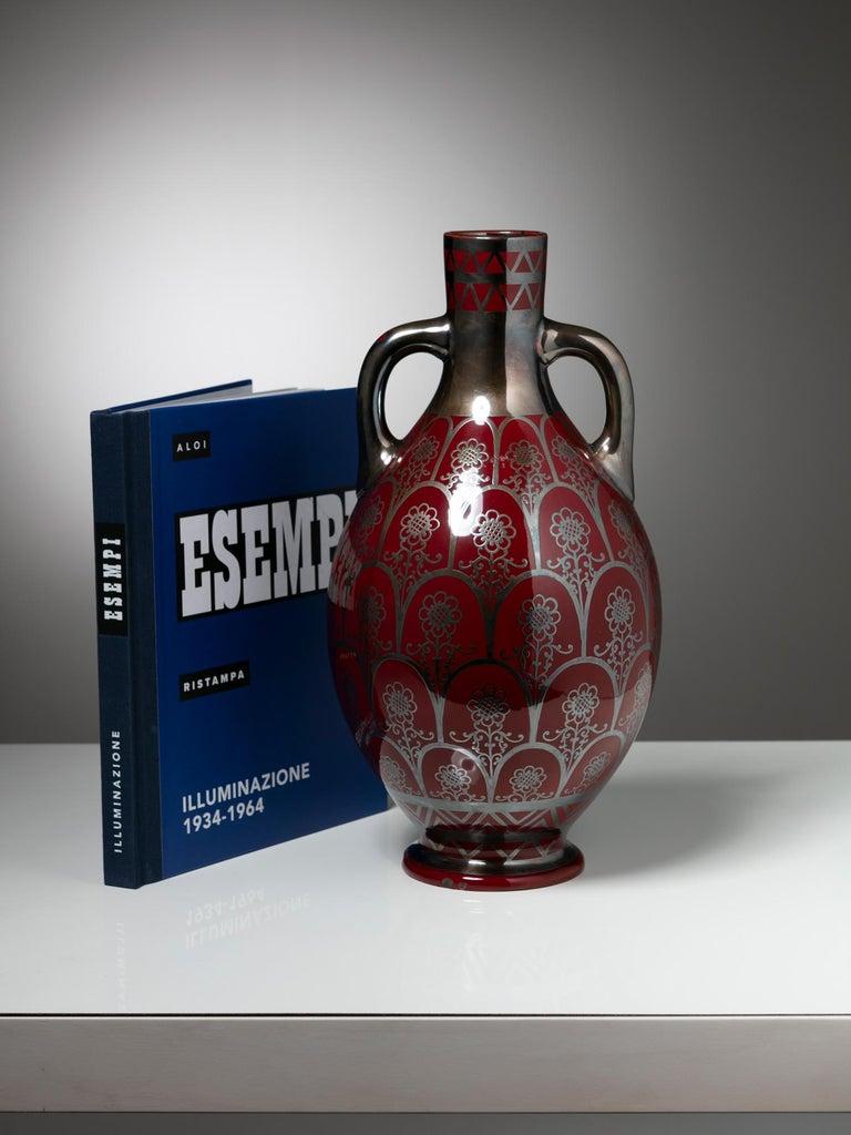 1930s Vase by Richard Ginori For Sale 1