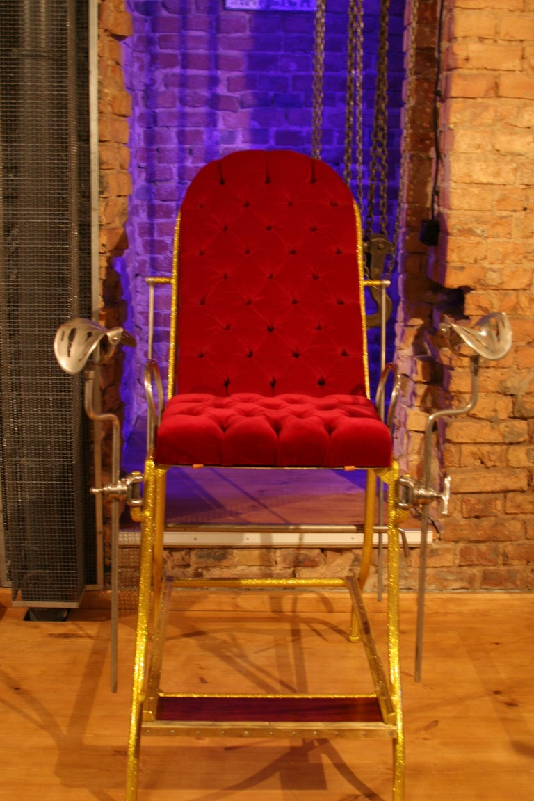 1930s Vintage Gynecological Chair For Sale At 1stdibs