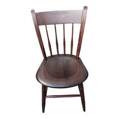 1930s Vintage N E Hurricane Souvenir Chair