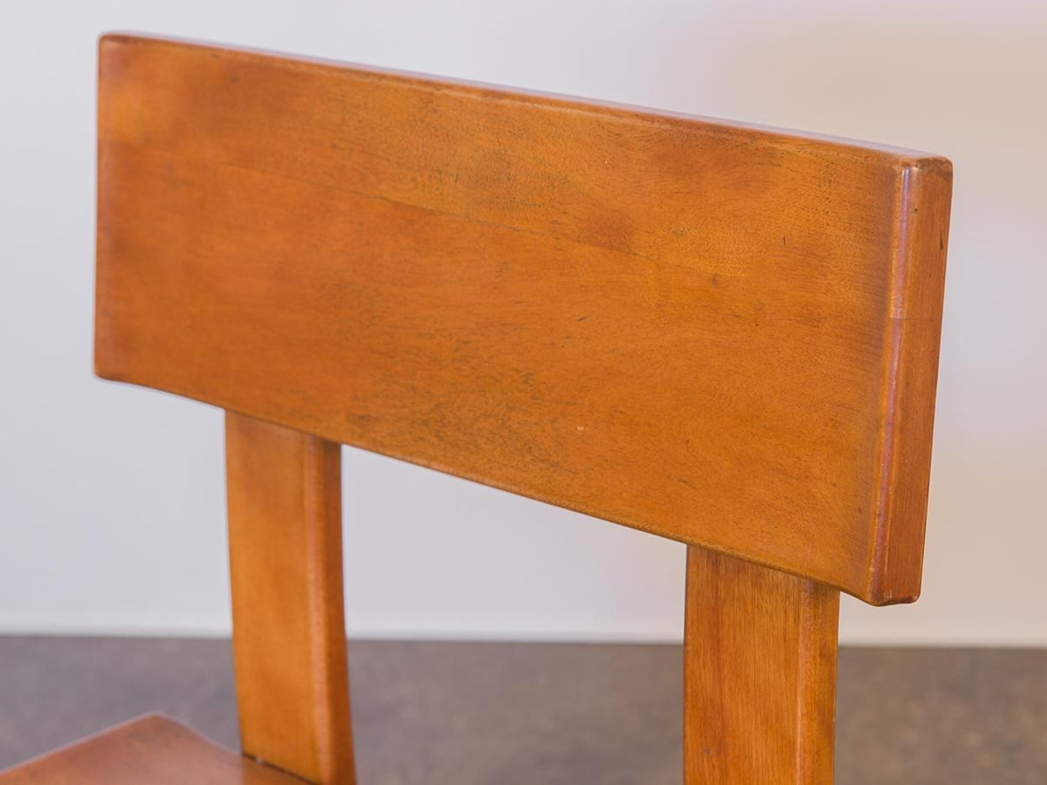 1935 russel wright american modern side chair for sale at 1stdibs