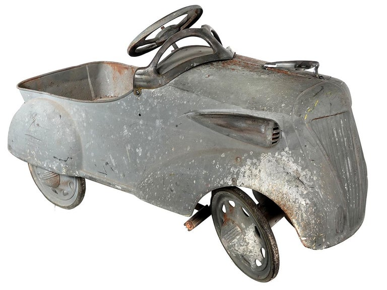 20th Century 1936 Ford Roadster Pedal Car For Sale