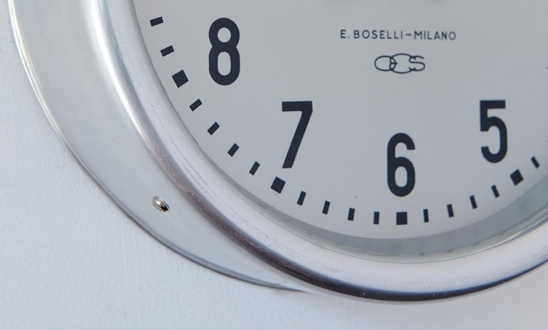 Modern 1936 Wall Clock by Gio Ponti For Sale