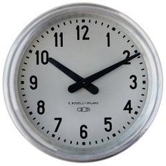 1936 Wall Clock by Gio Ponti