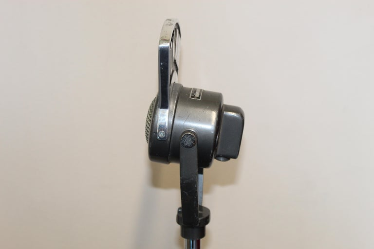 1940s-1950s Tuner Dynamic Microphone Model 99 For Sale 5