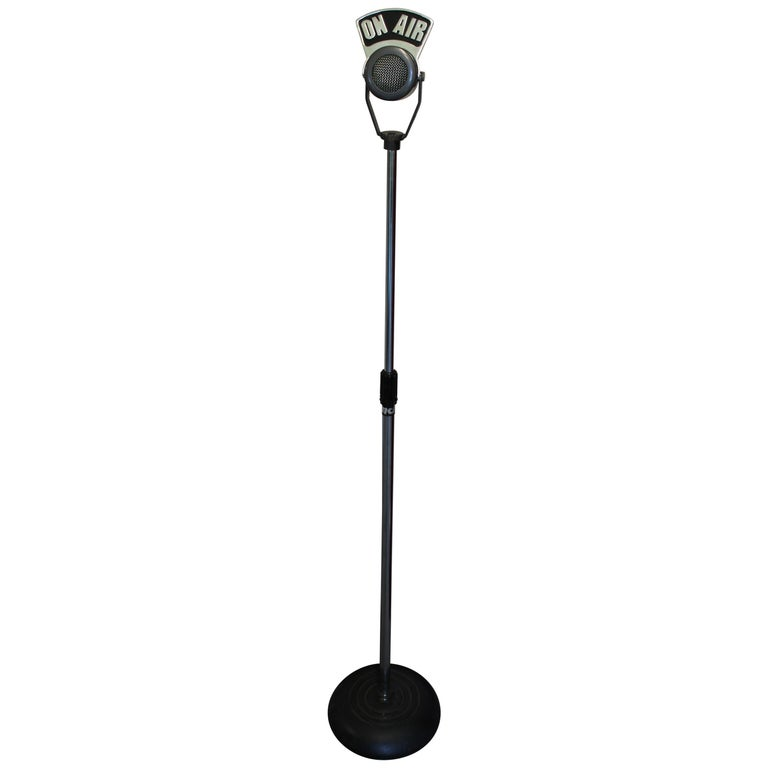 1940s-1950s Tuner Dynamic Microphone Model 99 For Sale